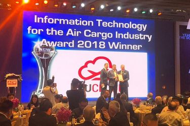 "BRUcloud wins ""Information Technology for the Air Cargo Industry Award"""